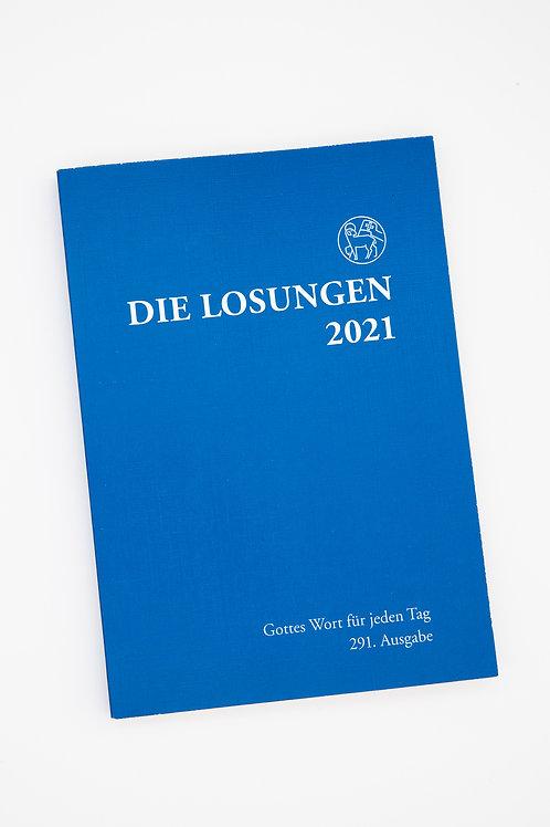 Herrnhuter Losungen 2021