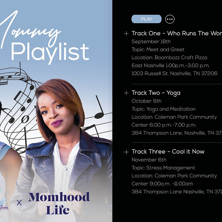 Track 3 Cool It Now: Stress Management for Moms