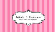 Polkadots and Moonbeams