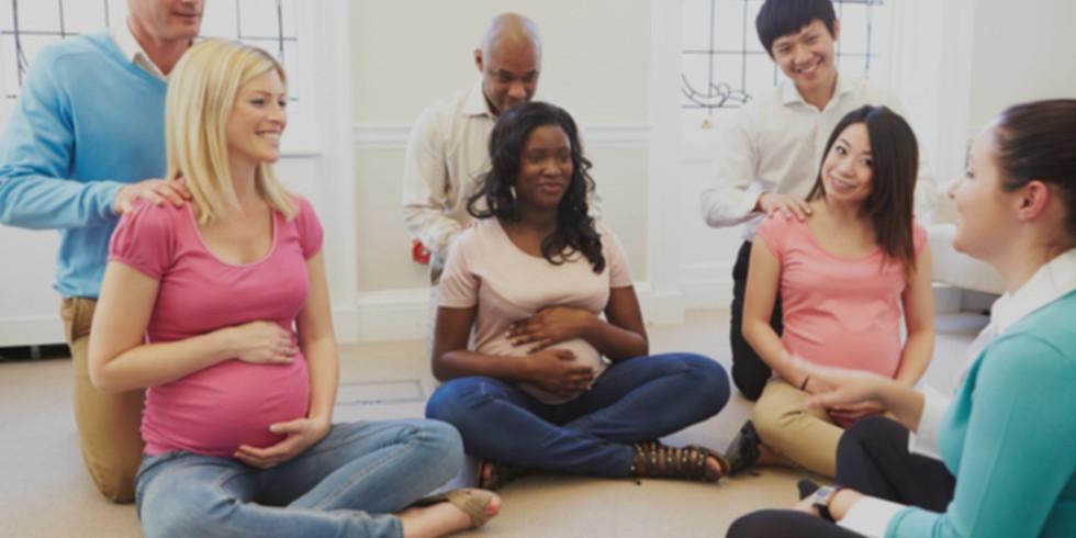 Upcoming CHILDBIRTH CLASSES