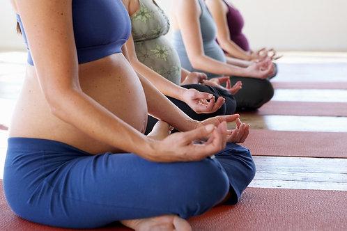 Prenatal Yoga Series DROP-IN