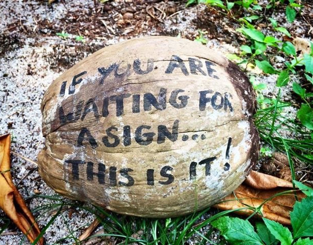 If you are waiting for a sign... this is it!.jpg