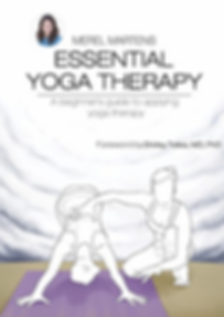 Boek Essential Yoga Therapy Merel Martens