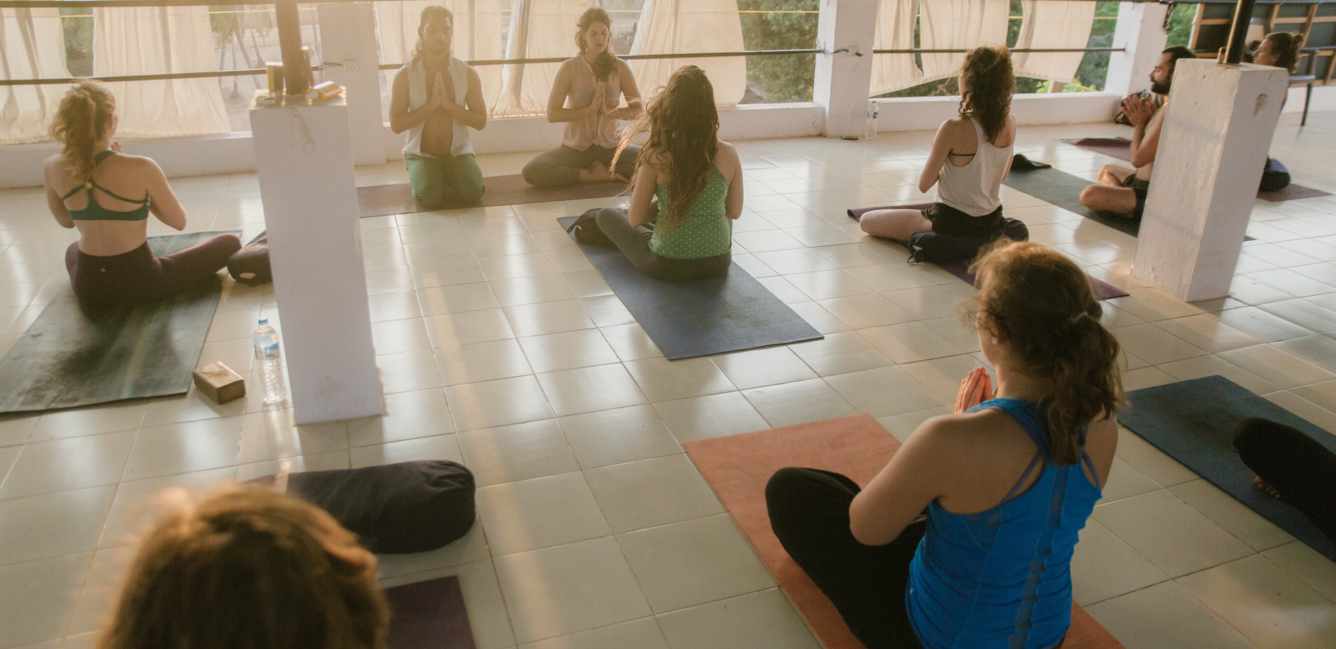 Opening Hatha Yoga Les Teacher Training