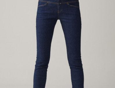 "JEAN ""STACEY X"" - DENIM BLUE"