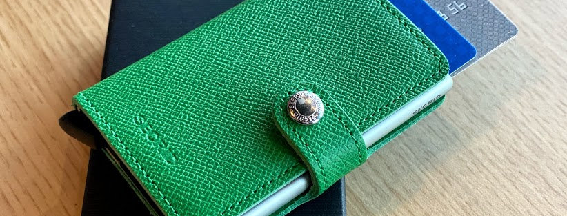 MINIWALLET - ORIGINAL GREEN
