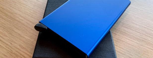 CARDPROTECTOR -BLUE