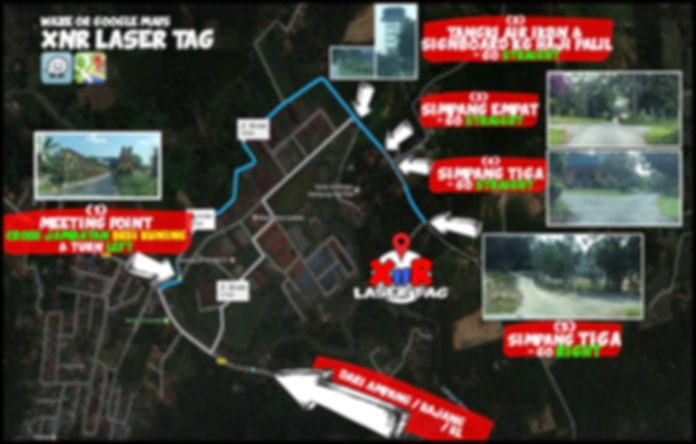Map to XnR Laser Tag