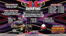 XnR Outdoor Laser Tag 1