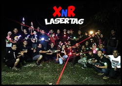 Outdoor Laser Tag Camp Malaysia