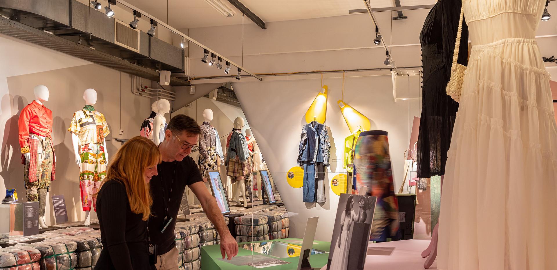 Verzetsmuseum - Mode op de Bon 8
