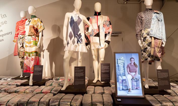 Verzetsmuseum - Mode op de Bon 10