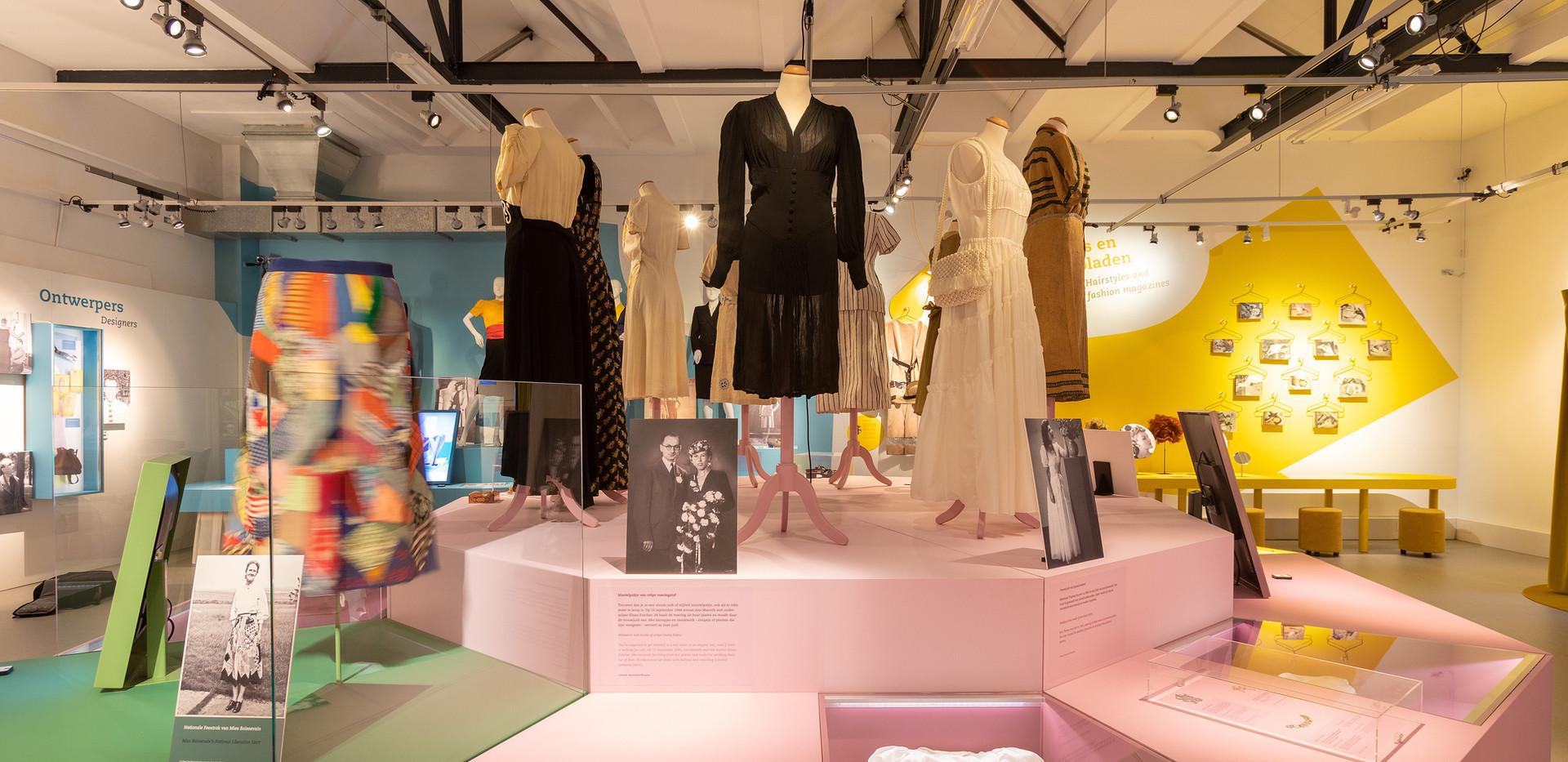 Verzetsmuseum - Mode op de Bon 6