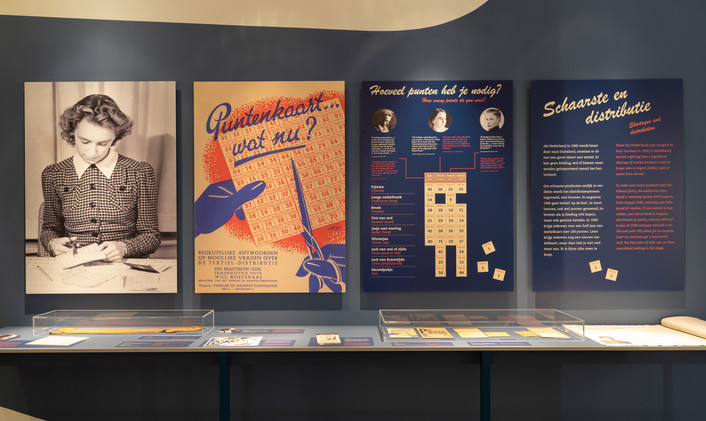 Verzetsmuseum - Mode op de Bon 5