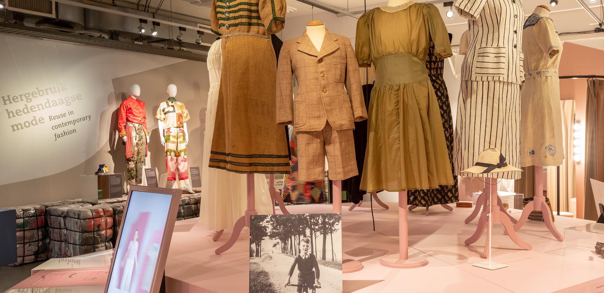 Verzetsmuseum - Mode op de Bon 9