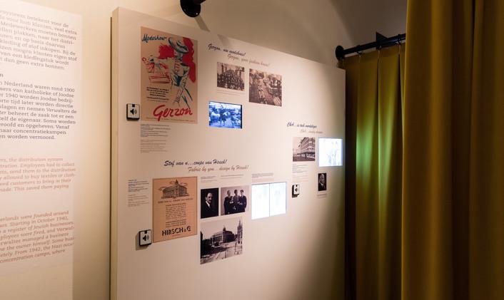 Verzetsmuseum - Mode op de Bon 7