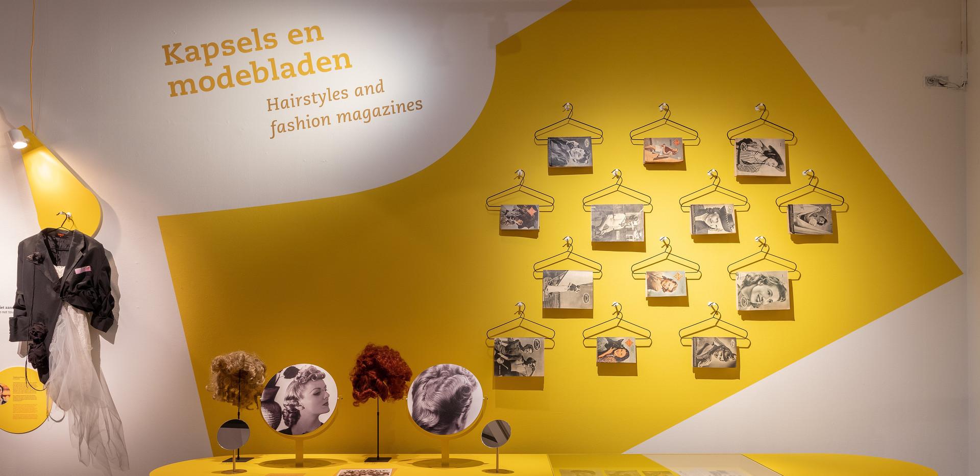 Verzetsmuseum - Mode op de Bon 4