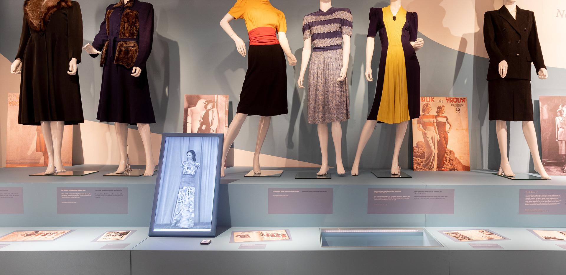 Verzetsmuseum - Mode op de Bon 3