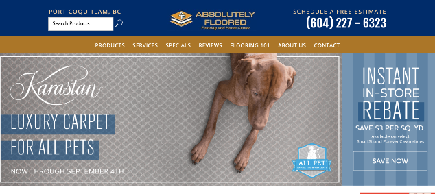 Best flooring stores in Greater Vancouver BC Canada, Word of Mouth Floors Richmond BC