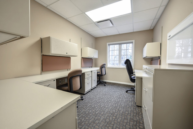 Suite 100 - Office Staff Work Stations 1