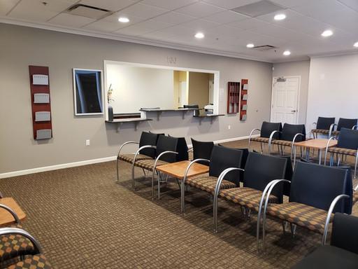 Suite 100 - Waiting Room
