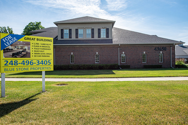 Blue Stone Medical Building - Space Available