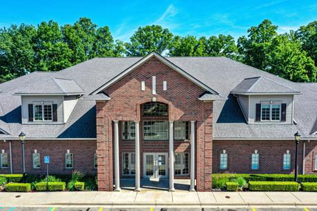 Blue Stone Medical Building - Front Door