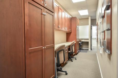 Suite 100 - Back Reception Area