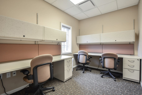 Suite 100 - Office Staff Work Stations 2
