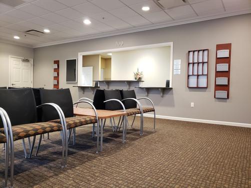 Suite 100 (Lobby)