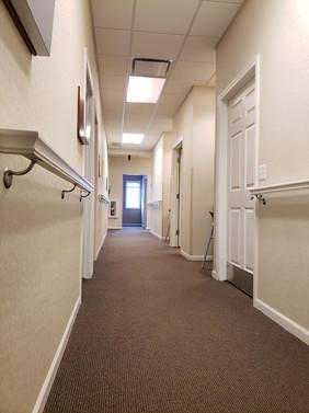 Suite 100 - Hallway