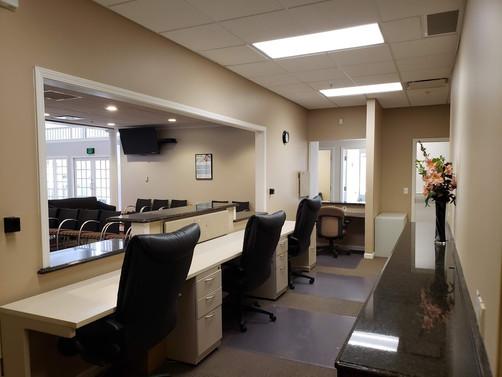 Suite 100 - Reception
