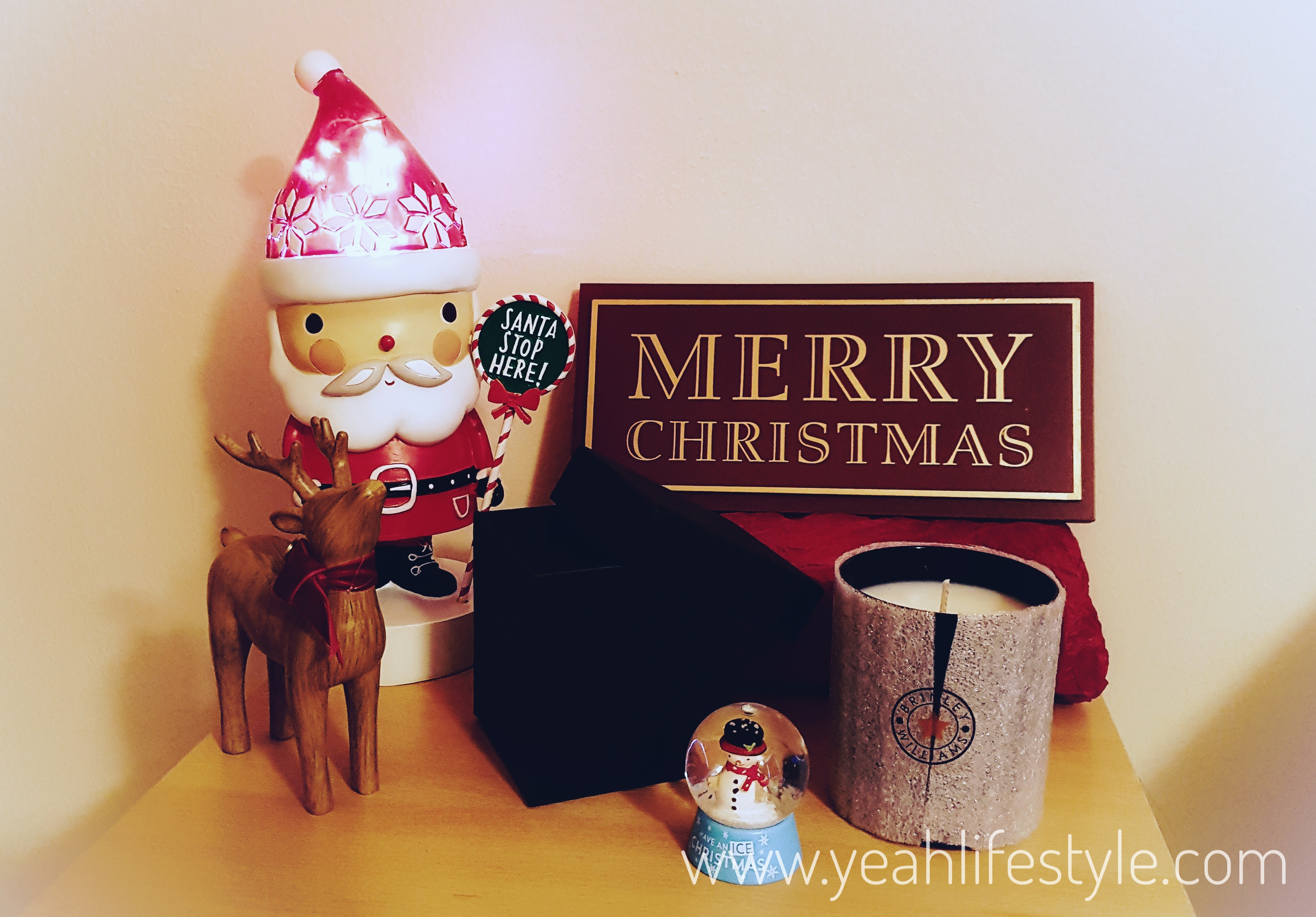 personalised-christmas-gift-idea-candle-yeah-lifestyle-blogger-review
