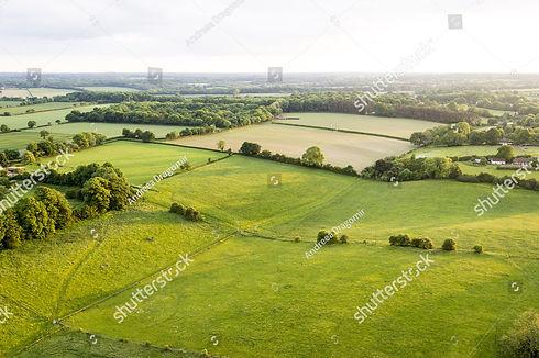 stock-photo-aerial-view-of-buckinghamshi