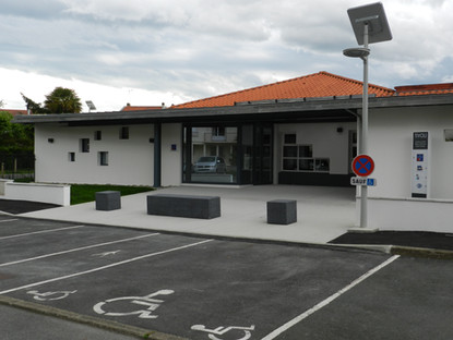 Uei en Gasconha Centre culturel Tivoli