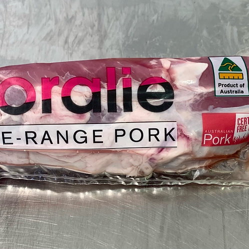 Free Range Pork Tenderloin