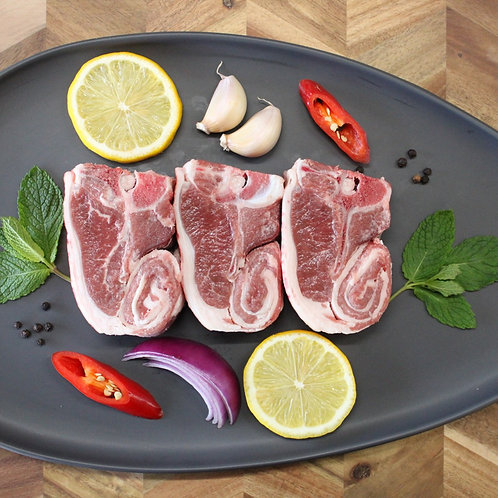 Lamb Midloin Chops