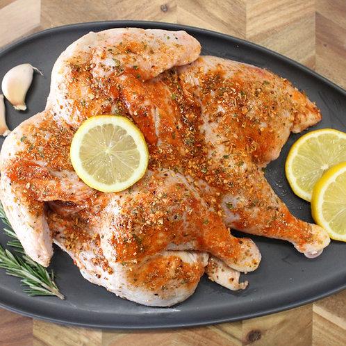 Chicken Butterflied Lemon & Oregano (GF)