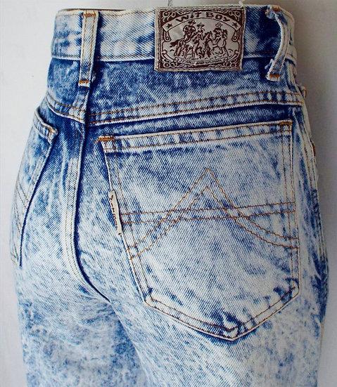 Wit Boy jeans SIZE 6 UK