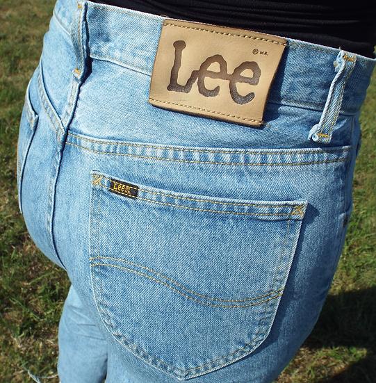 LEE MOM Jeans SIZE 12/14 UK