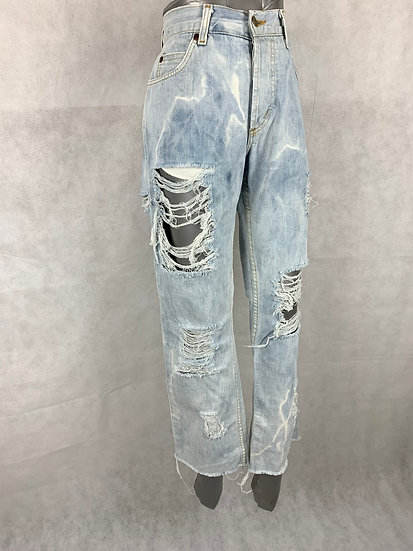 LEE Distressed Jeans SIZE 10 UK
