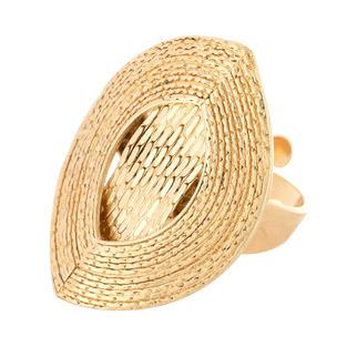 """Ring, """"Caprice"""", goldfarben"""