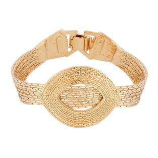 "Armband, ""Caprice"", goldfarben"
