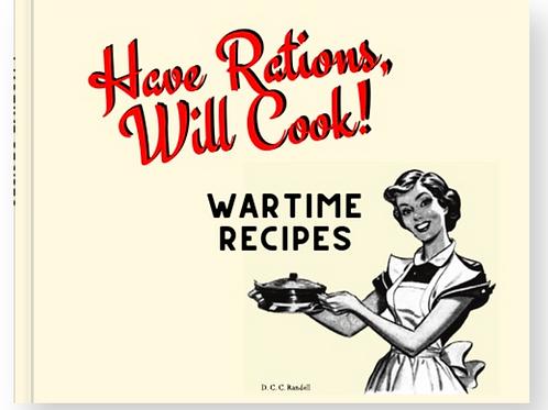 Wartime Recipes Cookbook