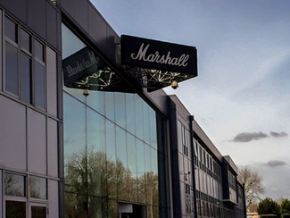 Marshall Factory Tour