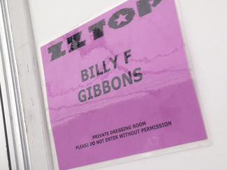 Interview Billy F. Gibbons [ZZ Top]