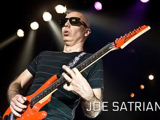 New interview confirmed: Joe Satriani
