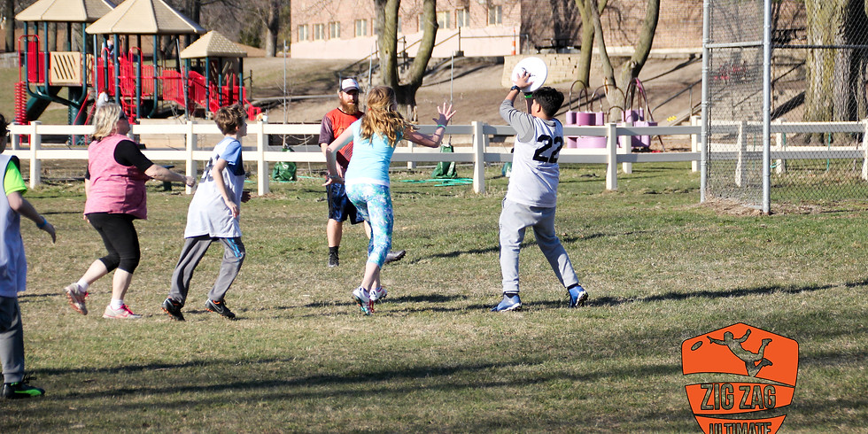 Free Drop-in Ultimate: Ages 9-19