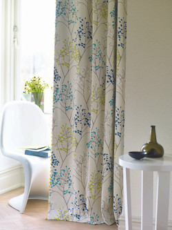 Sanderson linen fabric