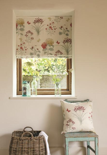 Sanderson fabrics, Woodlands